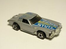 Vintage Hot Wheels 1979 Stutz Blackhawk Die-cast Toy Car