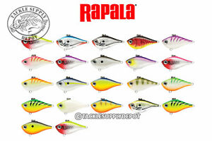 Rapala Rippin Rap 03 Lipless Crankbait Ultra Light Rattling 1-1/8in 1/16oz Pick
