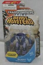transformers prime beast hunters blight