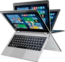 "Open-Box Excellent: Lenovo - Yoga 710 2-in-1 11.6"" Touch-Screen Laptop - Inte..."