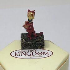 1993 DISNEY'S TINY KINGDOM LOCK FIGURINE NIGHTMARE BEFORE CHRISTMAS