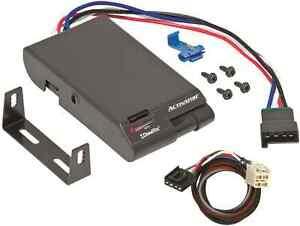 Trailer Brake Control for 15-19 Silverado Sierra 2500 3500 HD w/ Wiring Adapter