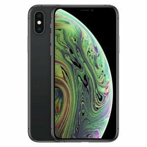 Apple iPhone XS Max 256GB Grey Refurbished Unlocked Smartphone -Condition:Good