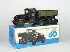 Vintage Gaz-60 (NATI-V3) Truck #3 USSR Leningrad Dvigatel Novoexport 1/43