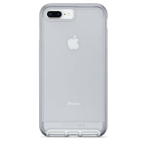 Tech21 iPhone 8 Plus & 7 Plus Evo Elite FlexShock ShockProof Case Cover Silver