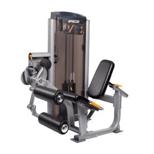Precor IFI Vitality Series Leg Curl EX-DEMO - Commercial Gym Equipment