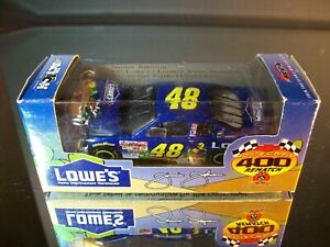 Jimmie Johnson #48 Lowe's Looney Tunes Rematch Tweety Bird Sylvester 2002 Chevy