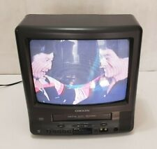 Orion 14 Inch Tv Vcr Combo - Tested & Working Analog Tuner Tv/Vcr Gaming Coaxial