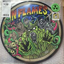 In Flames Clayman EP Picture Disc Alternate Cover System Of A Down