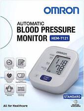 Omron-HEM #7121 Blood Pressure Monitor (BP) Standard Upper Arm FREE SHIPPING