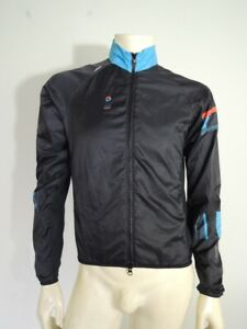 ORNOT Men's Black Wind Jacket Windbreaker Size SMALL