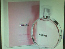 "Chance ""Eau Tendre"" By Chanel For Women-Edt/Spr-5.0oz/150ml-Brand New In Box"