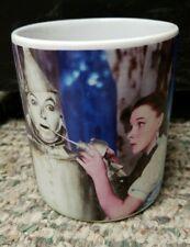 RARE WIZARD OZ COFFEE MUG DOROTHY TINMAN 1999 CUP WARNER BROS STUDIO STORE
