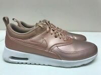 Womens Nike Air Max Thea Metallic Rose Gold 861674 902