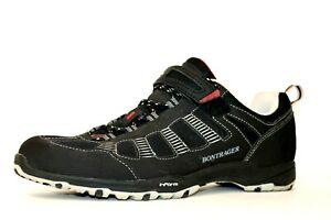 Bontrager Mens 12 EUR 45 SSR MTB Inform Multisport Cycling Shoes Black Fast Ship