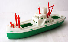 VERY RARE VINTAGE 70'S PLASTIC SHIP BOAT #1 MADE IN GREECE GREEK 30cm NEW !