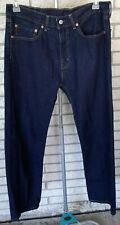 Levis 505 Mens Jeans Size 34X30