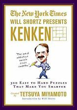 The New York Times Will Shortz Presents Kenken: 300 Easy to Hard Puzzles That Ma