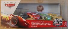 Disney Pixar Cars 3 FIREBALL BEACH RACERS BEACH RACING 4-PACK ~ NIP