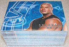 STARGATE SG-1  Season 8  Complete Trading Card Set