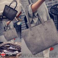 Women Ladies Designer Celebrity Tote Bag Leather Large Shoulder Handbags Fashion