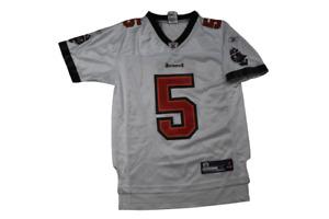 Reebok NFL Youth Tampa Bay Buccaneers Josh Freeman White Jersey NWT S, M, L, XL