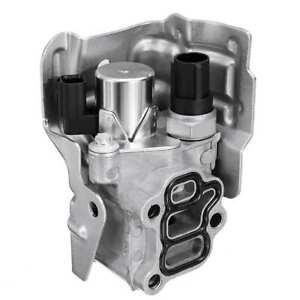 Honda Vtec Spool Valve Solenoid+Gasket+Heat Shield for CRV Accord Civic Acura