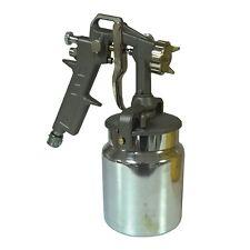 Aerografo pistola a spruzzo serbatoio inferiore 1 lt ugello 1,2mm vernice