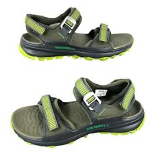NEW Merrell Choprock Strap Amphibious Hiking Sandals Men's Size 9 Dusty Olive