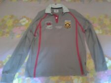 polo Rugby RALEIGHS MILL Great Britain South Africa New Zealand shirt felpa UK L