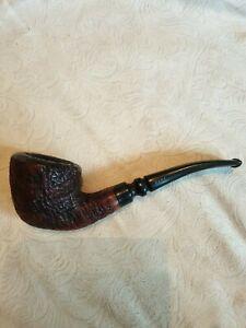 Pfeife/ Tabakpfeife, BARI WIKING DE LUXE ,Hand Made in Denmark NO.9763 🇩🇰