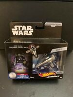 Hot Wheels Star Wars Boba Fett Slave I Commemorative Series #5