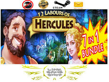 12 Labours of Hercules 7-in-1 Bundle PC Digital STEAM KEY - Region Free