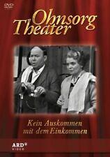 Ohnsorg Theater KEIN AUSKOMMEN MIT DEM EINKOMMEN Henry Vahl HEIDI KABEL DVD Neu