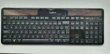 Logitech K750 solar keyboard replacement key only UK LAYOUT