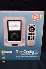 Griffin TuneCenter Home Media Center for iPod Dock+Remote  9802-TCENTNOFI