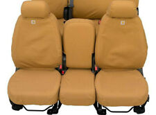 Carhartt Seat Covers Grey SSC3437CABN Covercraft 40/20/40 bench w/ seat storage
