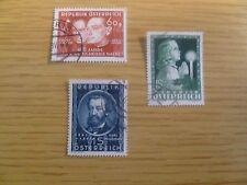 Austria  1948-49 Catalogue value £50+ - Ref XD22