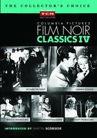 Columbia Pictures Film Noir Classics Iv - 5 DISC SET (2014, DVD New)