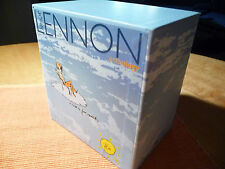 John Lennon 'Anthology Box' Capitol 4CD & booklet 62 pages 1998.