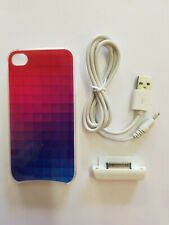 Matrix Apple iPhone 4 Interactive Lighted Color LED Case Cover 4S Light Cases