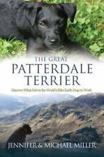 The Great Patterdale Terrier, Brand New, Free shipping in the Us