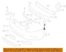 NISSAN OEM Front Bumper-Inner Bracket Left 62225JG000