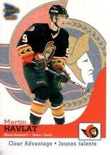 2002-03 McDonald Prism Hockey Clear Advantage card #5 Martin Havlat