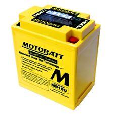 MB10U Battery Fits SUZUKI GS500F 2012 2013 2014 SF9