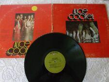 Alice Cooper  Easy action LP Album Canada pressing