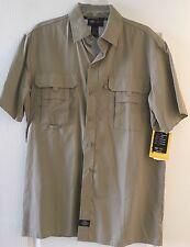 Dickies Mens Ultimate Performance Work Shirt, Desert Sand, Medium New w Tags