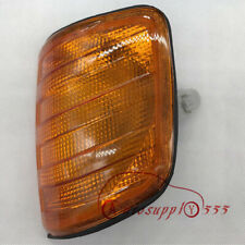 New 1Pcs Yellow Corner Light Left Side For Mercede W124 E260 E280 E300 E320 E500