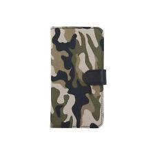 Sony Xperia L1 Book Case Moro Camouflage Armee Militär GRÜN