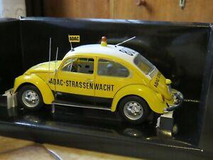 """Modellauto MINICHAPS VW KÄFER 1300 """"ADAC"""", 1:18, RARITÄT, neu, Originalverpackt."""